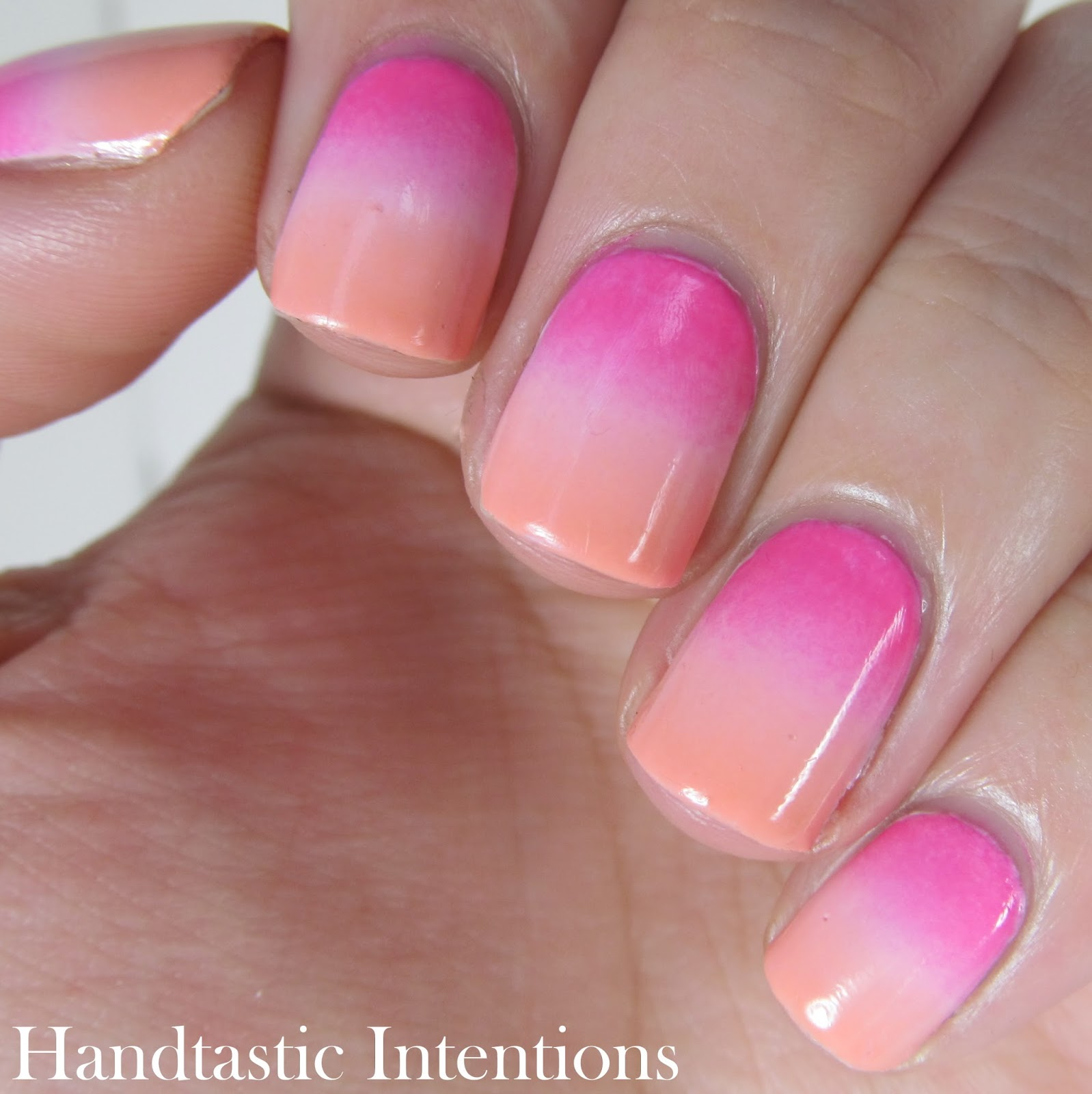 Nail-Art-Gradient