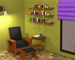 WritersBedroom Escape Juegos
