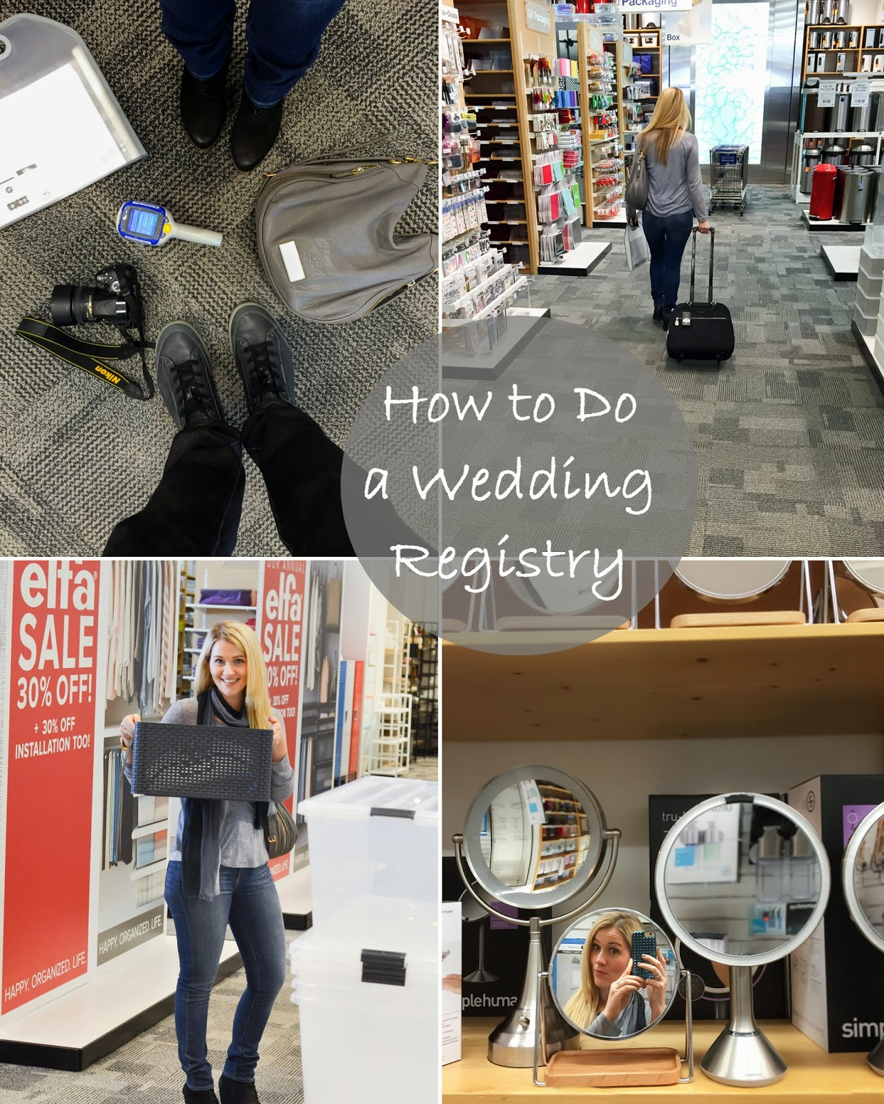 How to do a Wedding Registry | Organized Wedding Planning Tips | Luci's Morsels :: Los Angeles Lifestyle Blogger