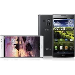 Samsung Galaxy S2 HD và Sky A840 Sp