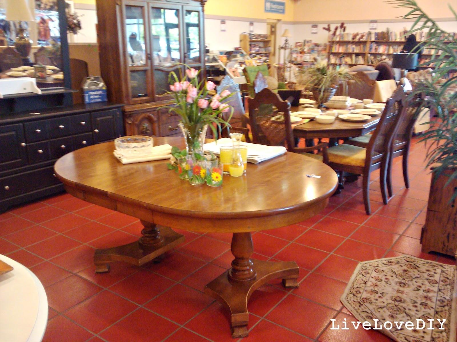 LiveLoveDIY: Thrift Store Shopping Tips