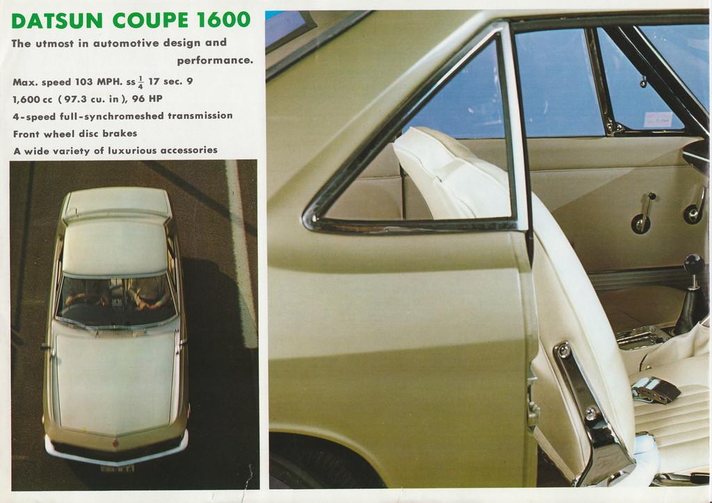 Nissan Silvia CSP311, klasyczne auta, samochody z lat 60, japońskie, galeria, 日本車、スポーツカー