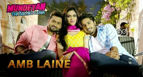 Tu Amb Laine Jassi Gill, Roshan Prince Song