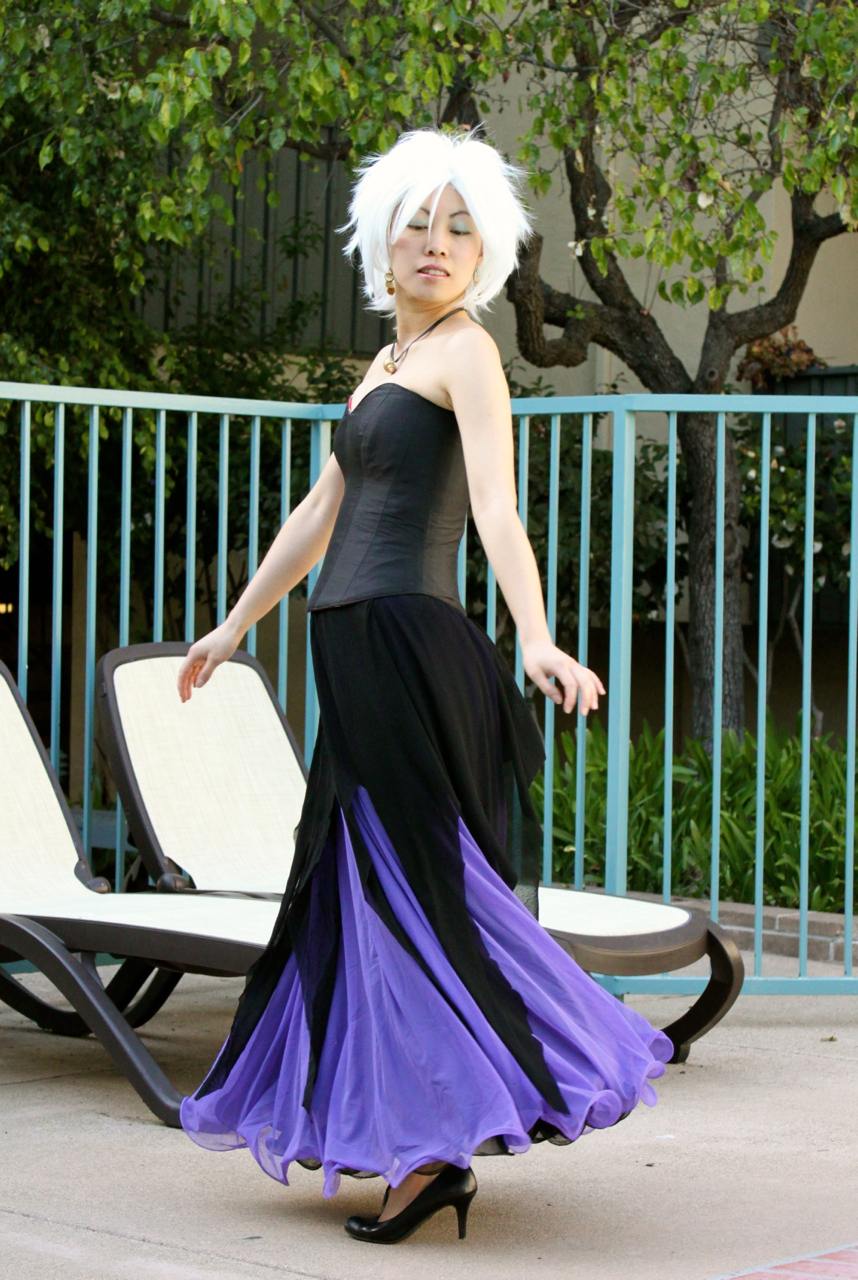 "Cation Designs: ""Spur of the Moment"" Ursula Costume"