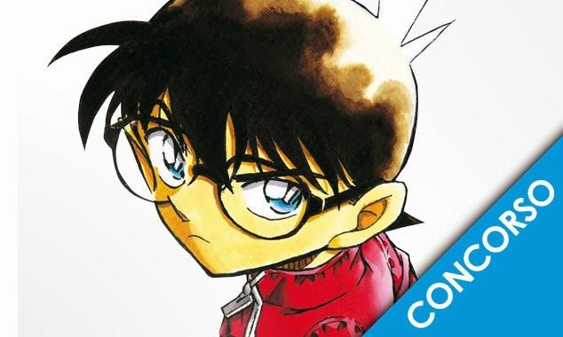 concorso disegno detective conan star comics