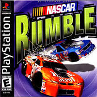 Download Nascar Rumble PSX ISO High Compressed