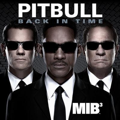 Pitbull - Back In Time Lyrics