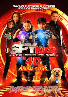 [Zoom] Spy Kids 4 – ซุปเปอร์ทีมระเบิดพลังทะลุจอ [เสียงไทยโรง]