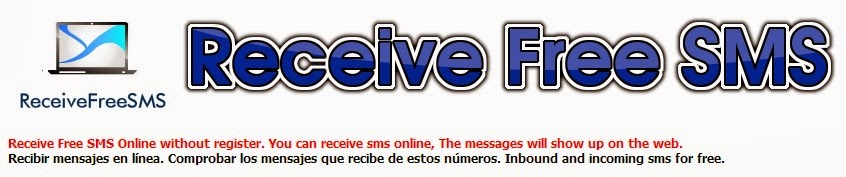 Receive Free SMS Online