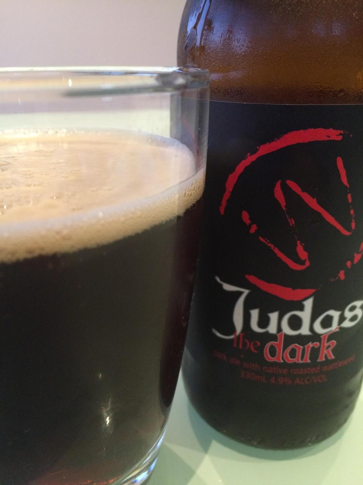 Judas the Dark, Wilkadene-Woolshed Brewery, Murtho, Adelaide, Beer, Craft beer, brewery, SA