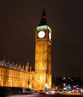 Menara Big Ben ditukar nama Menara Elizabeth