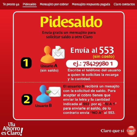 Envio De Mensajes De Texto A Celulares Claro El Salvador