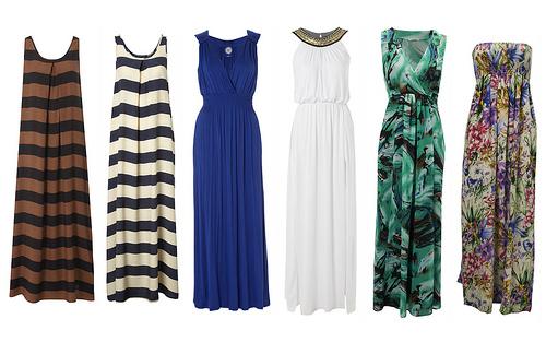 Como hacer un vestido largo para el verano