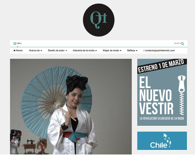 LLEGAMOS A CHILE