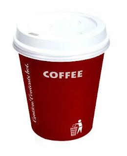 jutranja kava │ mlad muc sledi velikemu črnemu psu │ eh, to življenje...