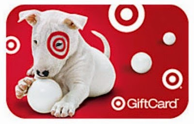 12 Days of Christmas Giveaways Day 5 Target $25 Gift Card