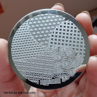 Lady Queen - Stamping Plate Hehe 024 Review