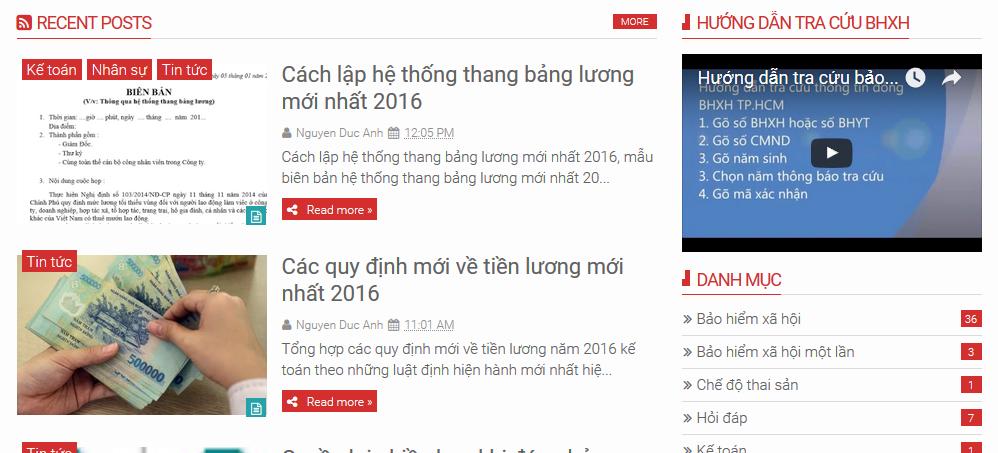 Hướng dẫn nhúng responsive Youtube, Vimeo vào website