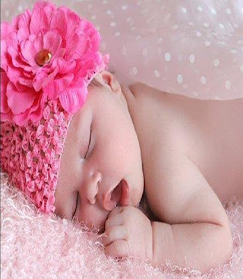 Un vrai ange bébé