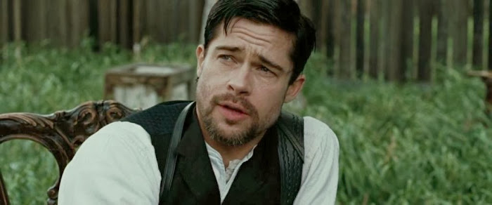 Screen Shot Of Hollywood Movie The Assassination of Jesse James (2007) In Hindi English Full Movie Free Download And Watch Online at worldfree4u.com