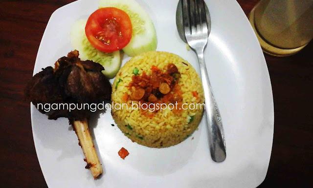 Depot Ampel Surabaya : Arabian Dishes Super Laziiss