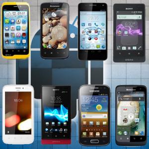 Harga Terbaru HP Android Januari 2014