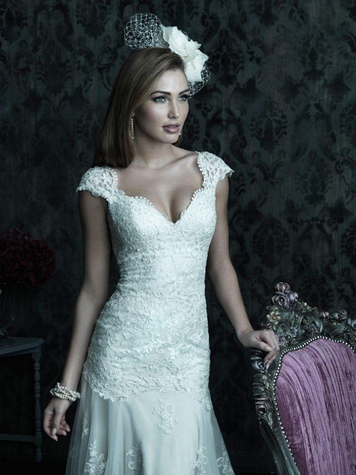 Allure Bridals Couture Fall 2013 Collection - Wedding Dress New ...