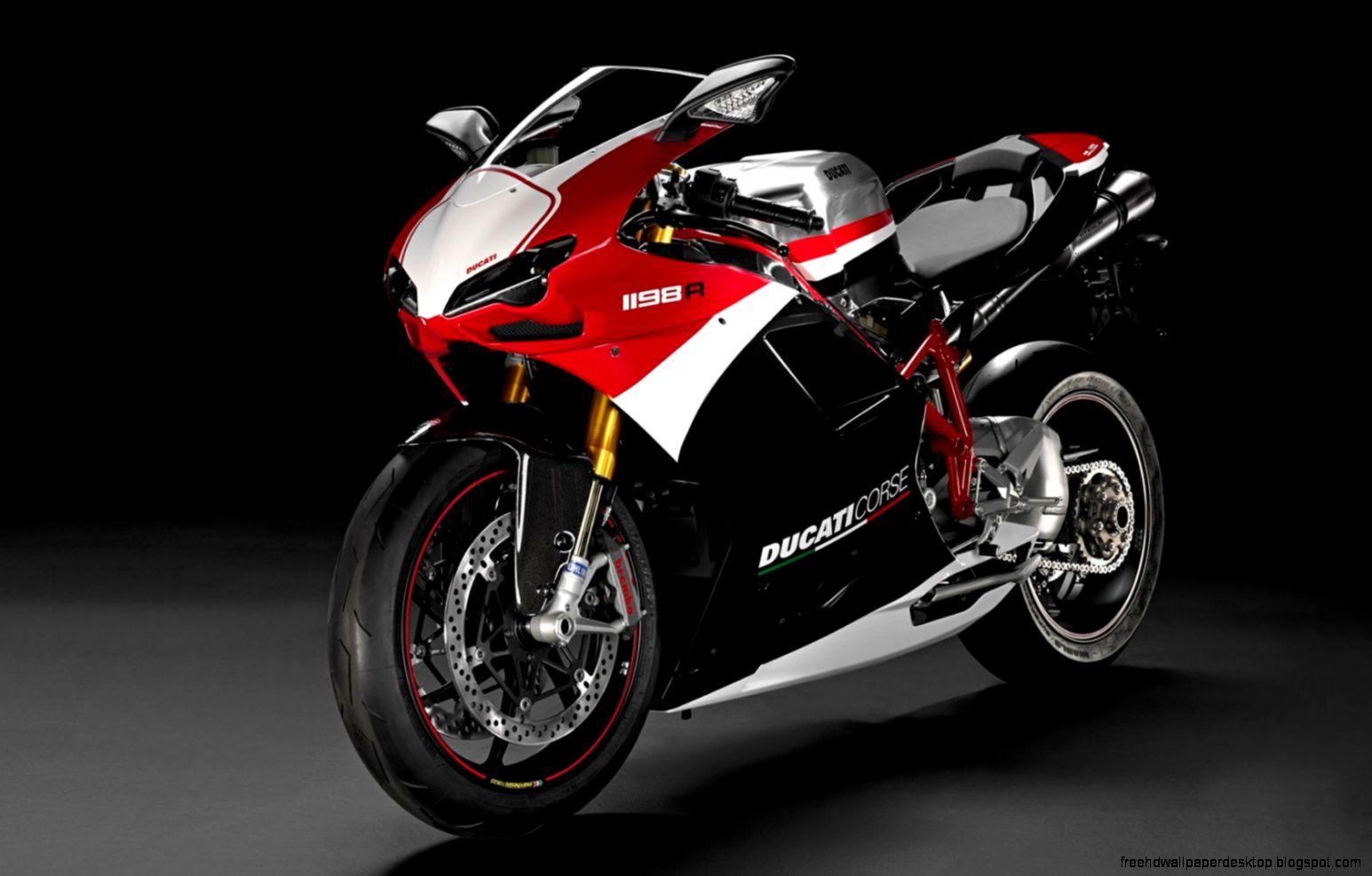 Ducati Superbike 1198 R Corse  Wallpapers Design