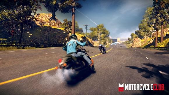 Motorcycle Club-CODEX Full Version PC