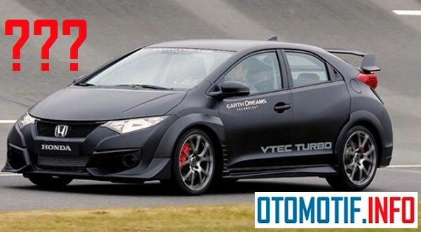 Honda Civic Terbaru Bakal Pakai Turbo, Otomotif info