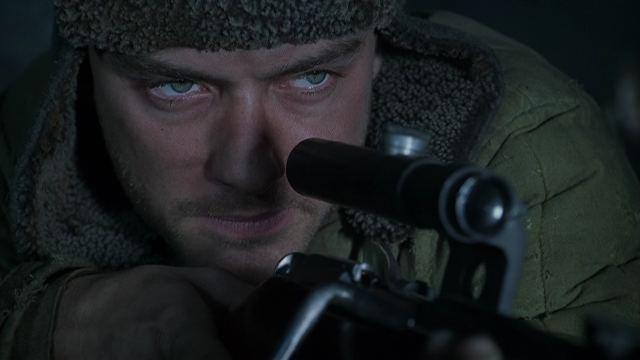 Vision alternativa del cine belico enemigo a las puertas for Enemigo a las puertas