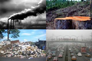 Proses terjadinya pemanasan global dan penyebabnya