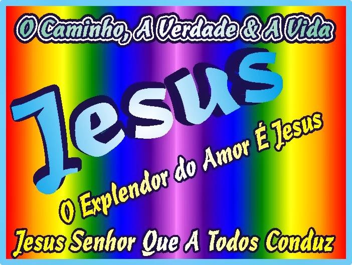 Jesus O Explêndor do Amor