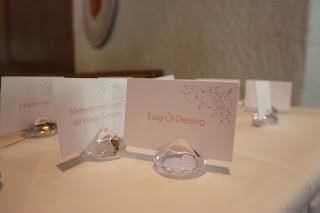 Buffetschilder Diamant