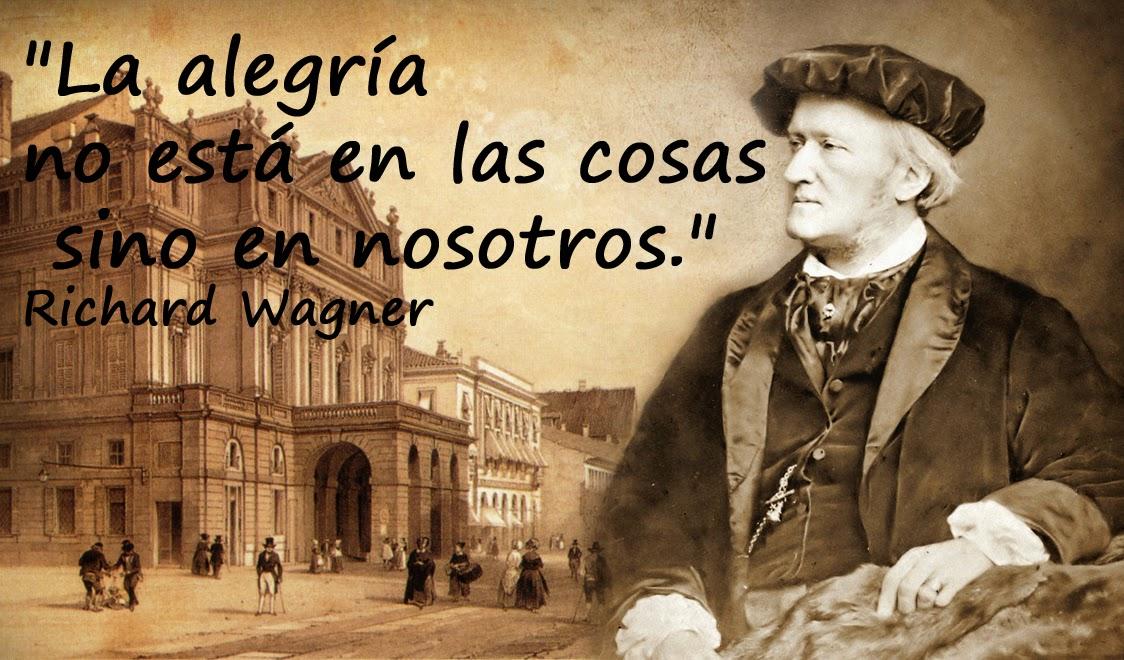 frase Richar Wagner
