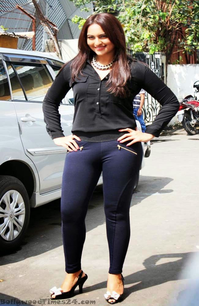 Sonakshi Sinha Body Measurements