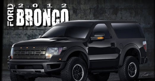 2014 Ford Bronco Release Date and Price | 2015-2016 Best Cars