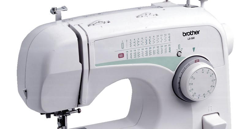 Can She Sew It Review Of Brother LS40 Sewing Machine Inspiration Brother Free Arm Sewing Machine Model Ls 590 Review