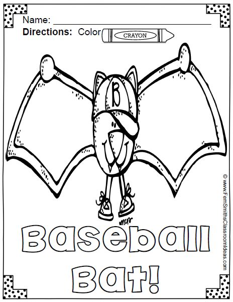 fun classroom coloring pages - photo #29