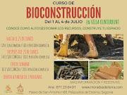 Curso de BIOCONSTRUCCIÓN en VILLA KUNTERBUNT