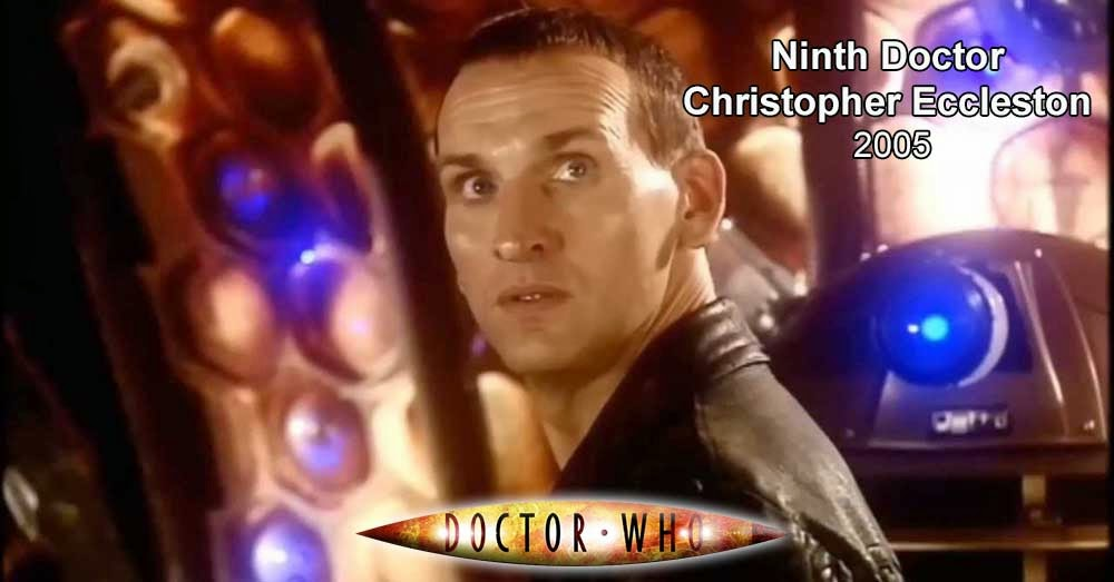Christopher Eccleston, el Noveno Doctor