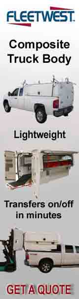 Composite Truck Body