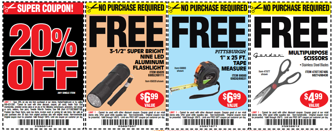 harbor freight logo png. 3 free items at harbor freight tools logo png