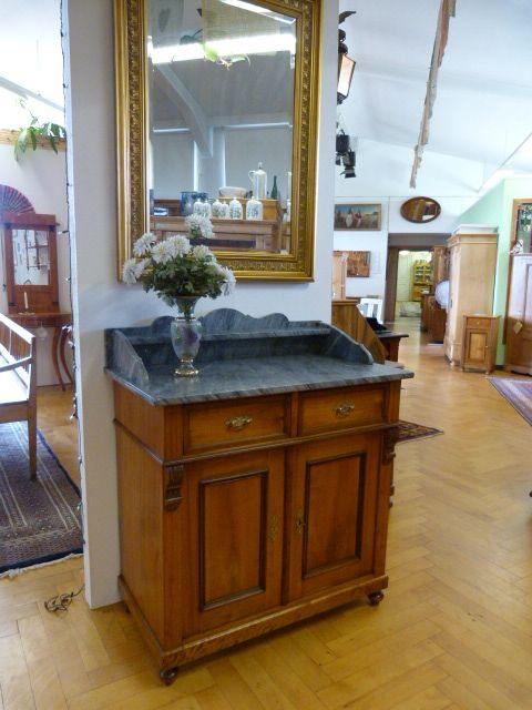 antike m bel kommode aus kirschbaum. Black Bedroom Furniture Sets. Home Design Ideas