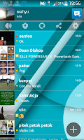 BBM Mod Transparant with floating main tab