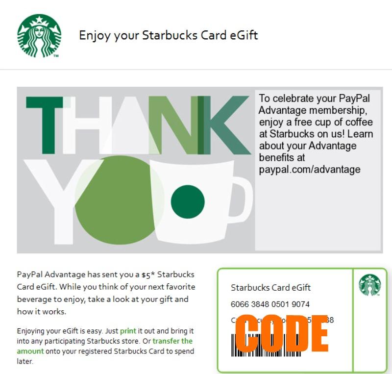 My Eden on Earth: Marriage, Family, Love, Life: Starbucks eGift ...