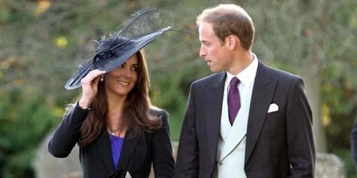 Bayi Pangeran William diyakini keturunan Nabi ...?!