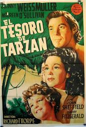 El tesoro de Tarzan (1941) Descargar y ver Online Gratis