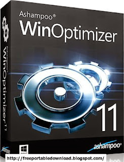 Ashampoo WinOptimizer 11 to clean and backup system files