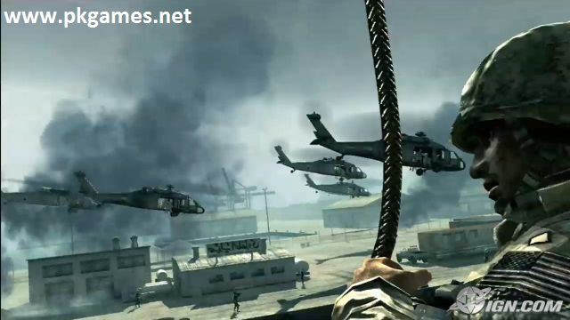 Game Call of Duty 4 Modern Warfare